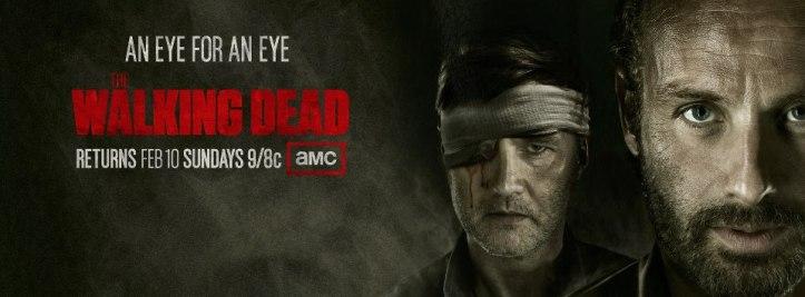 The walking dead - Nouvelle affiche de la saison 3