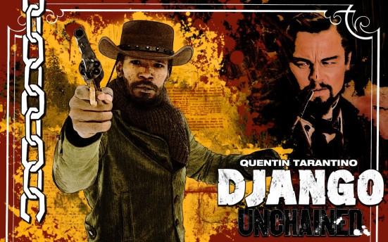 Django Unchained - Tarantino - La revue de Sam