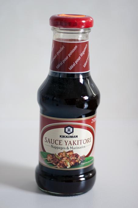 Voilà un peu à quoi ressemble la sauce que vous pouvez trouvez dans le commerce :)