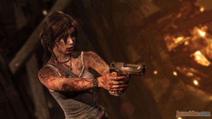 Lara va devoir traverser des épreuves traumatisantes notamment lorsqu'elle tuera un homme pour la première fois