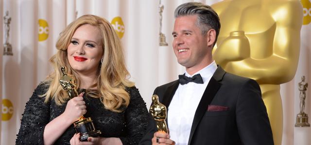 Paul Epworth et Adèle récompensé pour la Meilleure chanson dans Skyfall :D