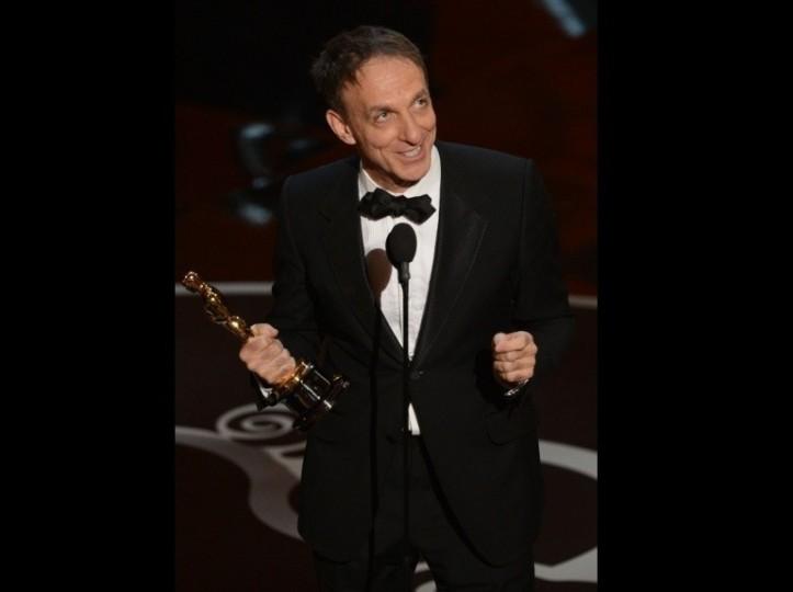 Mychael Danna récompensé par un Oscar pour sa musique dans l'Odyssée de Pi