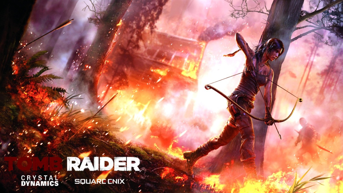 VIDEO - Le Test de Tomb Raider sur PS3 !