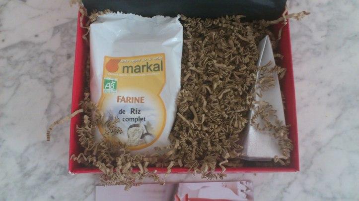 Farine de riz 1/2 complet markal