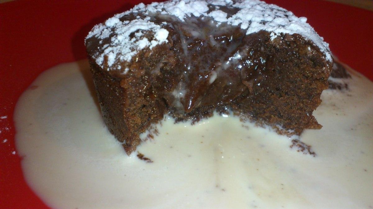 Comment réussir un Fondant au chocolat Parfait <3
