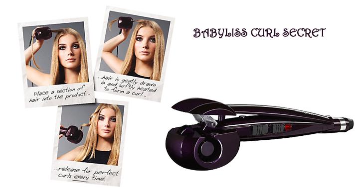 Babyliss Pro C1000E - Curl Secret_3