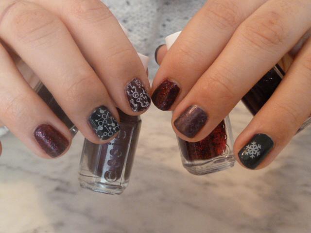 nail-art-christmas-noel-essie-shearling-darling