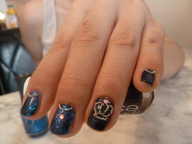 manucure-nail-art-epiphanie-roi-et-reine-royale-couronne-essie-orly-nailstorming