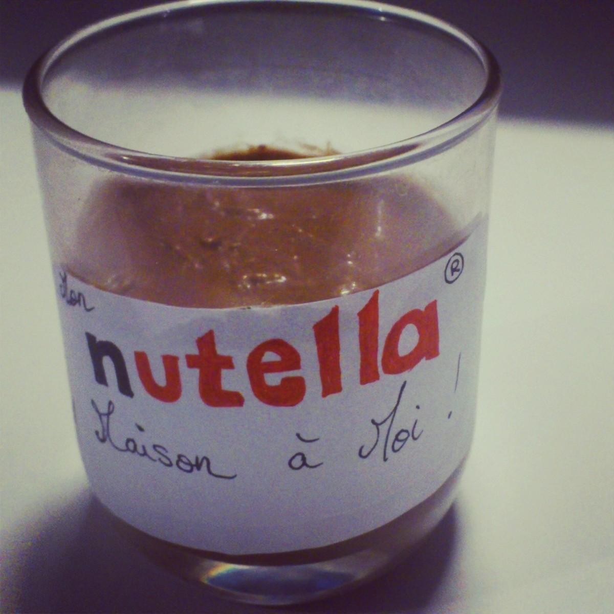 Recette Facile - Le Nutella Maison, Y'a pas plus simple !