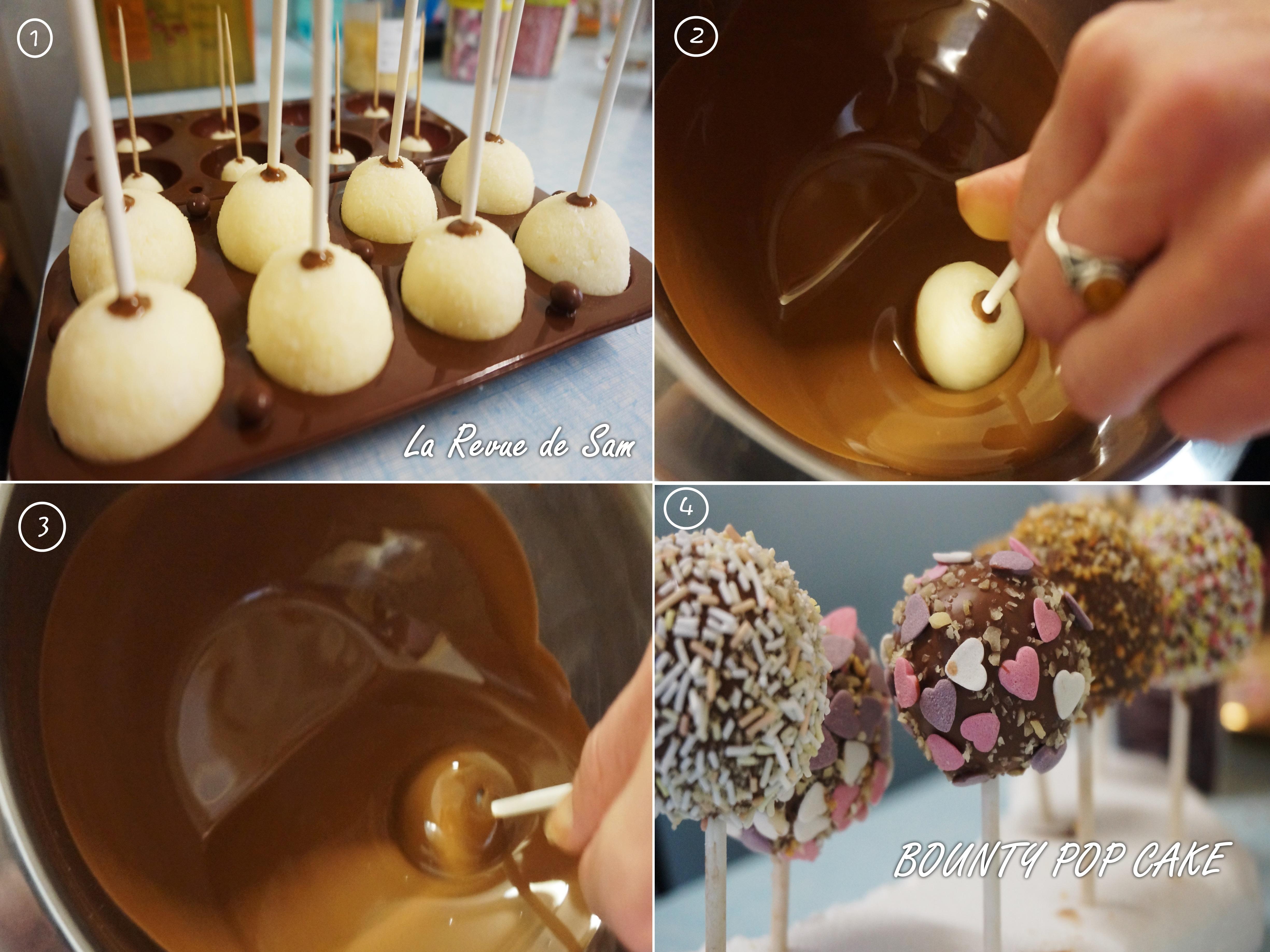 Recette Pop Cake Facon Canneles
