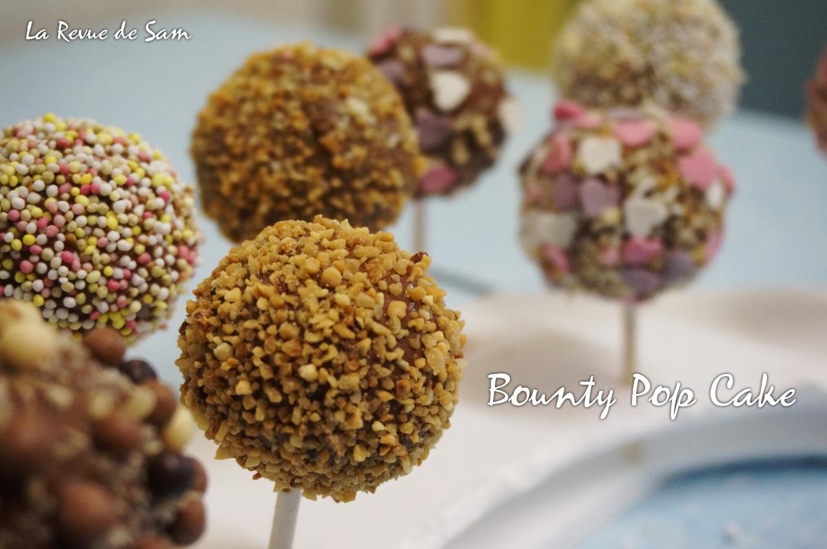 Pâtisserie // Recette des Bounty Maison façon Pop Cakes !