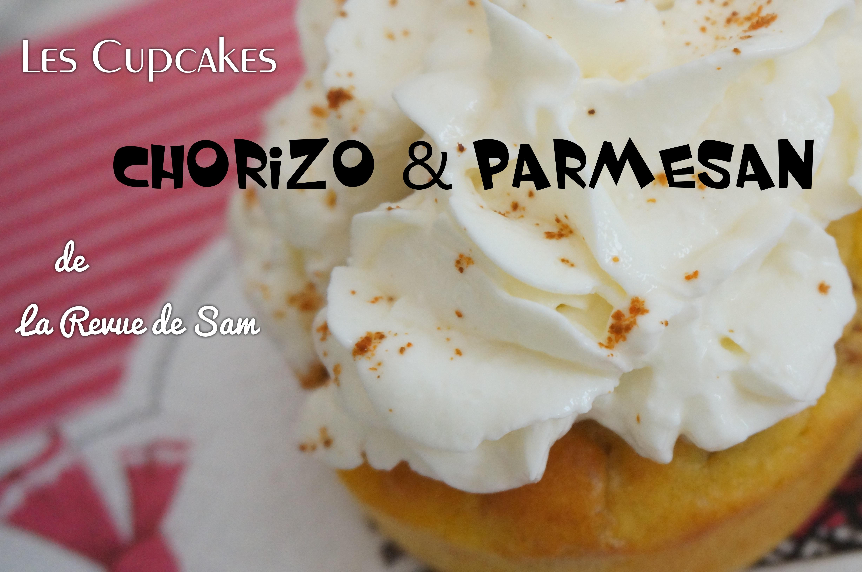 Video recette facile cupcakes au chorizo parmesan la revue de sam - Recette de cupcake facile ...