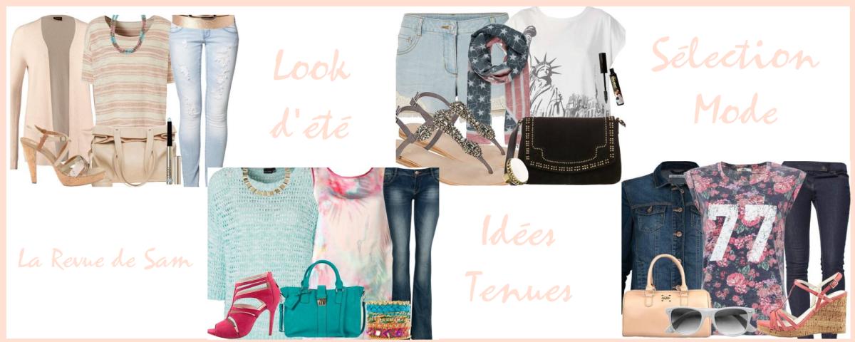 Mode ~ Idées de Look d'été avec Stylefruits ♥