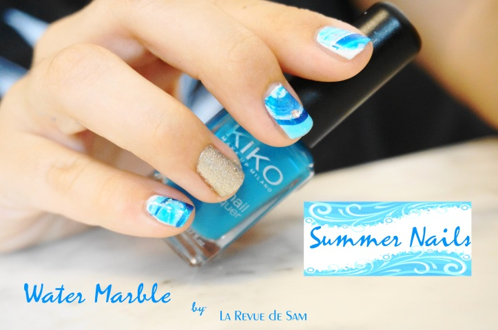 manucure-océan-mer-nail-art-water-marble