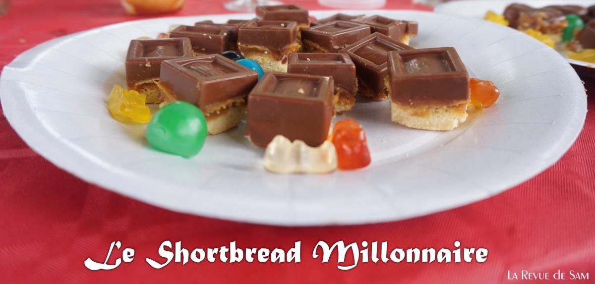 PATISSERIE ~ Le Shortbread Millionnaire ou le Twix Maison ! ♥