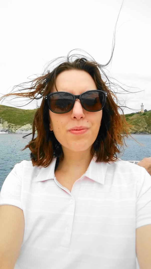 road_trip_boat_banyuls_sur_mer_holiday_selfie