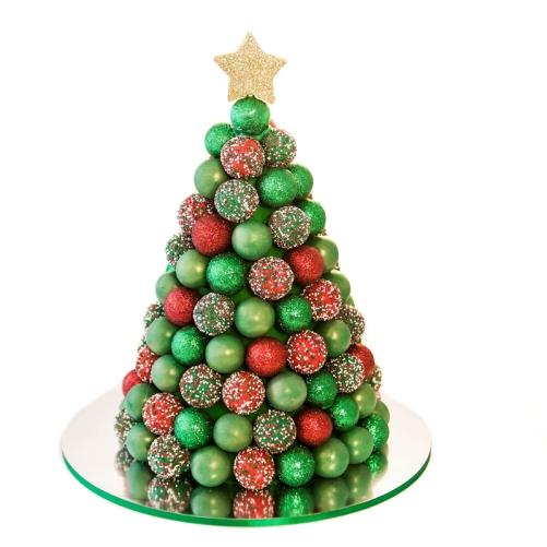 Cake-Pop-christmas-tree