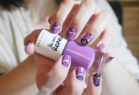 royal-nail-art-frozen-dress-vernis-beautelive-mauve