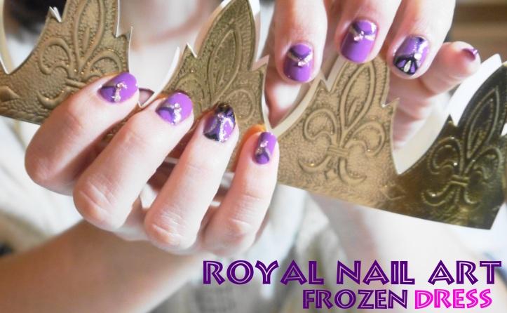 royal-nail-art-frozen-dress-elsa