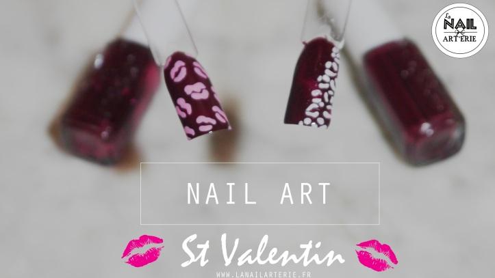 nail-art-st-valentin-idée-nailart-facile-kiss-leopard