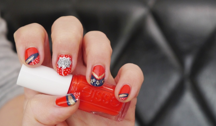 vernis-essie-fifth-avenue-nail-art-wonder-woman-la-revue-de-sam